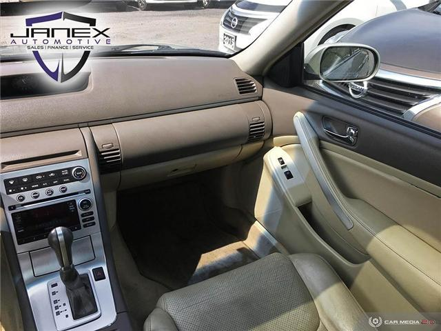 2005 Infiniti G35 Base (Stk: 19165) in Ottawa - Image 24 of 24