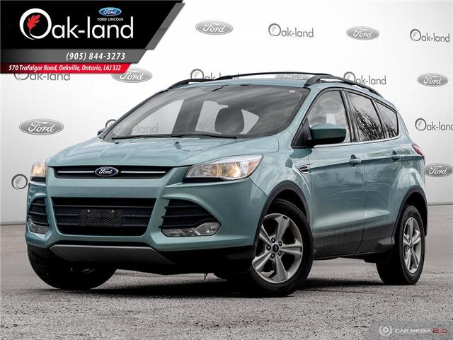 2013 Ford Escape SE (Stk: 9T290A) in Oakville - Image 1 of 27
