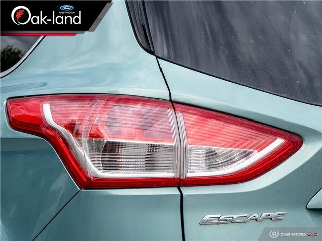 2013 Ford Escape SE (Stk: 9T290A) in Oakville - Image 12 of 27