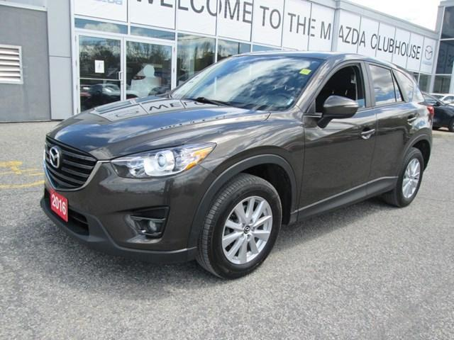 2016 Mazda CX-5 GS (Stk: 206751) in Gloucester - Image 1 of 20