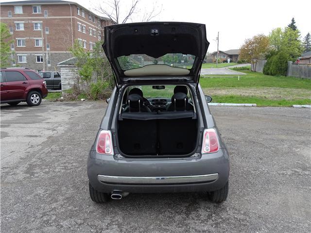 2012 Fiat 500 Lounge (Stk: ) in Oshawa - Image 6 of 12