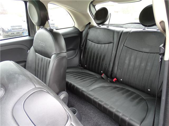 2012 Fiat 500 Lounge (Stk: ) in Oshawa - Image 12 of 12