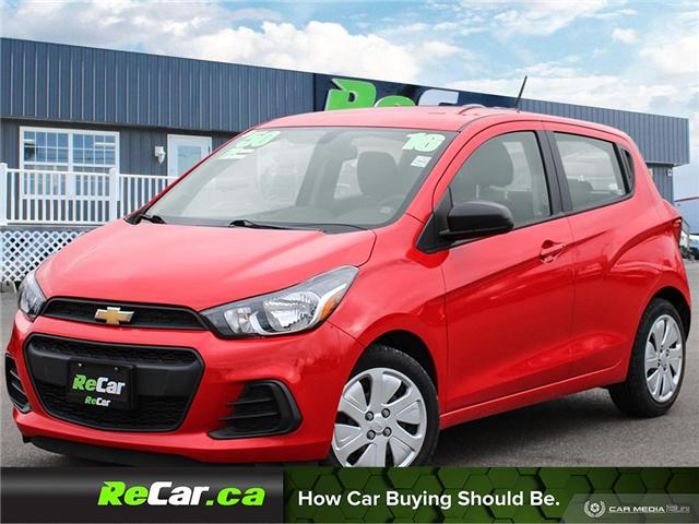 2016 Chevrolet Spark LS Manual (Stk: 190526A) in Fredericton - Image 1 of 21