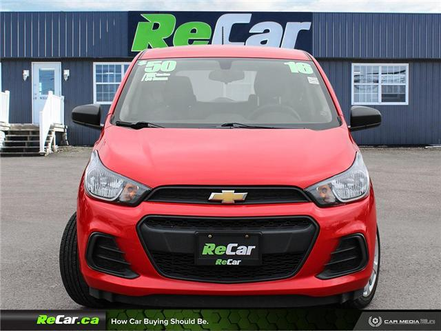 2016 Chevrolet Spark LS Manual (Stk: 190526A) in Fredericton - Image 2 of 21