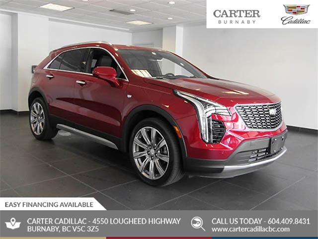 2019 Cadillac XT4 Premium Luxury (Stk: C9-51180) in Burnaby - Image 1 of 24