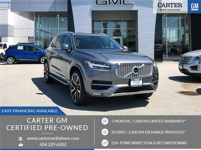 2018 Volvo XC90 T6 Inscription (Stk: 9D71741) in North Vancouver - Image 1 of 28