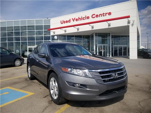 2010 Honda Accord Crosstour EX-L (Stk: U194158V) in Calgary - Image 1 of 27