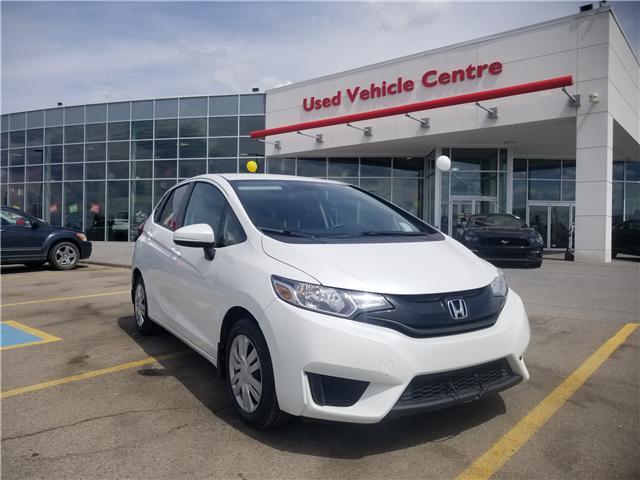 2015 Honda Fit LX (Stk: 6190956A) in Calgary - Image 1 of 23