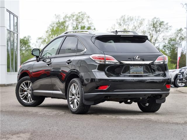 2013 Lexus RX 350 Base (Stk: P3443) in Welland - Image 2 of 22