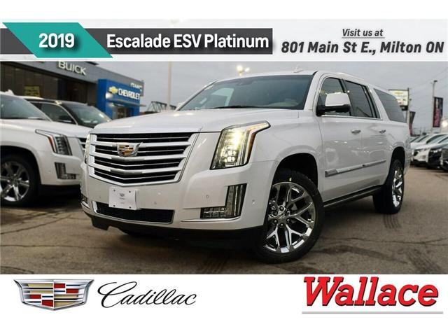 2019 Cadillac Escalade ESV Platinum (Stk: 222543) in Milton - Image 1 of 12