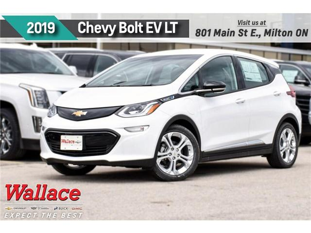 2019 Chevrolet Bolt EV LT (Stk: 110995) in Milton - Image 1 of 29
