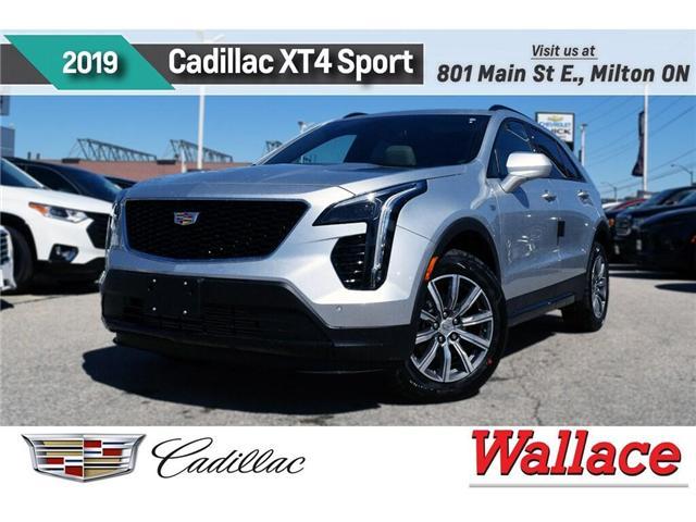2019 Cadillac XT4 Sport (Stk: 174689) in Milton - Image 1 of 11