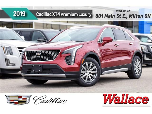 2019 Cadillac XT4 Premium Luxury (Stk: 201798) in Milton - Image 1 of 28