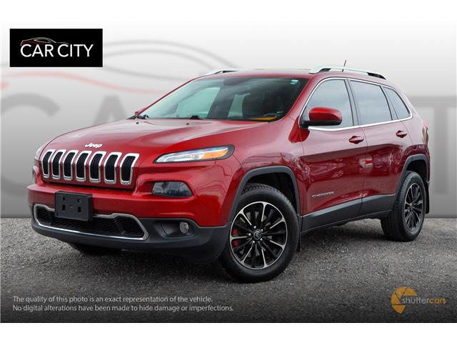 2014 Jeep Cherokee Limited (Stk: 2622) in Ottawa - Image 2 of 20