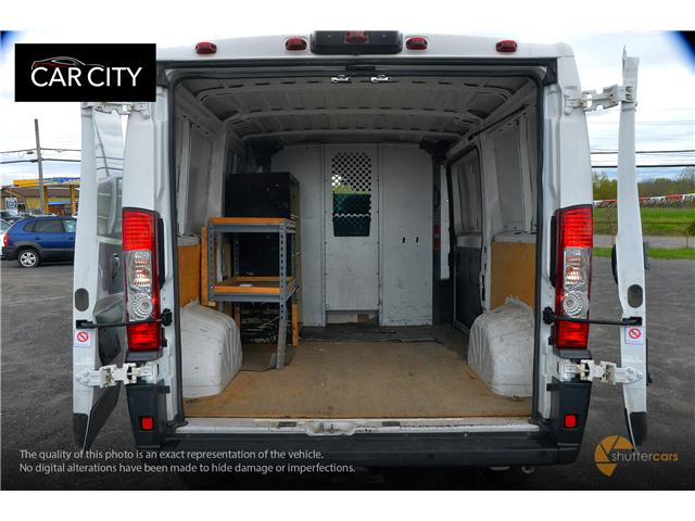 2015 RAM ProMaster 1500 Low Roof (Stk: 2623) in Ottawa - Image 18 of 20