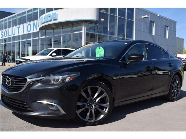 2016 Mazda MAZDA6 GT (Stk: A-2338) in Châteauguay - Image 1 of 30