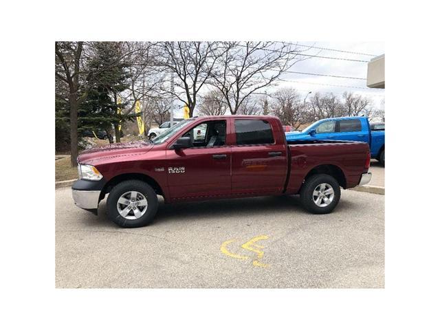 2018 RAM 1500 ST (Stk: 182038) in Toronto - Image 2 of 15
