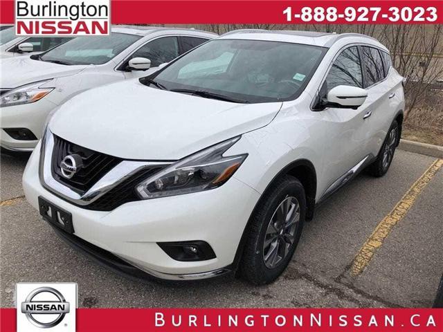 2018 Nissan Murano SL (Stk: X8720D) in Burlington - Image 1 of 5