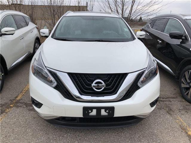 2018 Nissan Murano SL (Stk: X8720D) in Burlington - Image 2 of 5