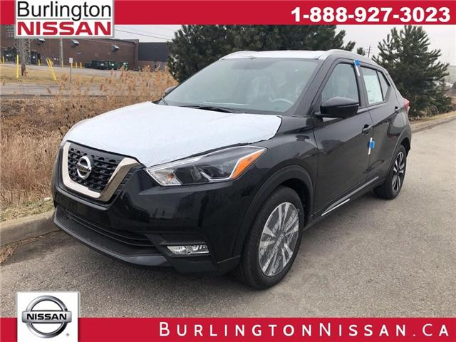 2019 Nissan Kicks SR (Stk: Y1141) in Burlington - Image 1 of 5
