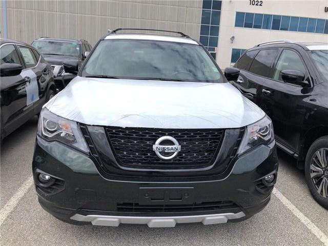 2019 Nissan Pathfinder SL Premium (Stk: Y4044) in Burlington - Image 2 of 5