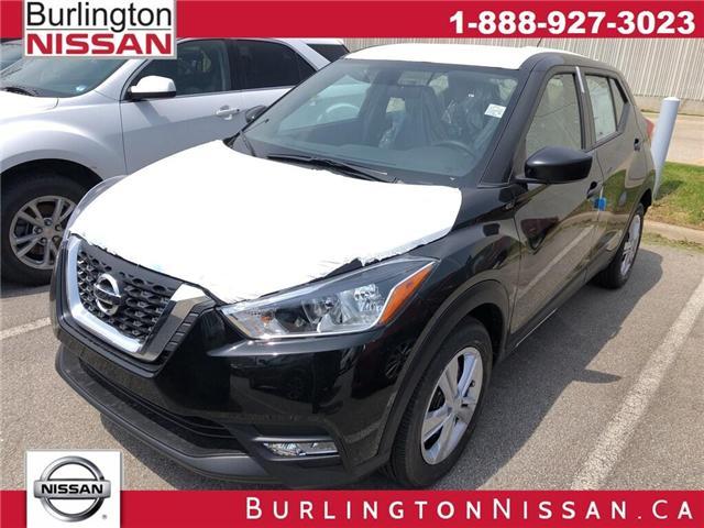 2019 Nissan Kicks S (Stk: Y1168) in Burlington - Image 1 of 5