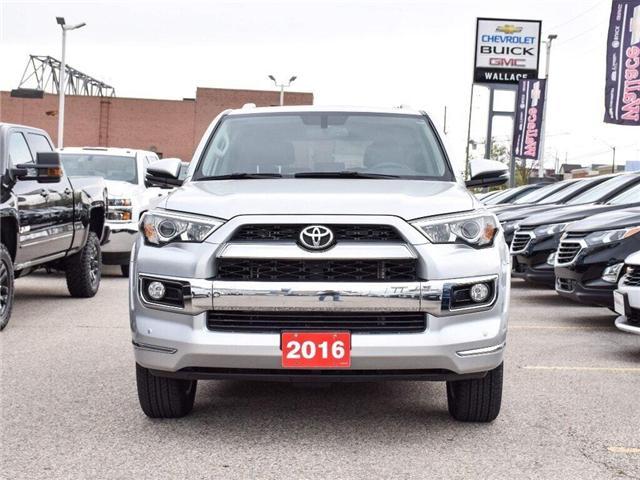 2016 Toyota 4Runner SR5 Limited/4WD/SUNRF/HTD&CLD STS/NAV/15-SPRK (Stk: PL5215) in Milton - Image 2 of 30