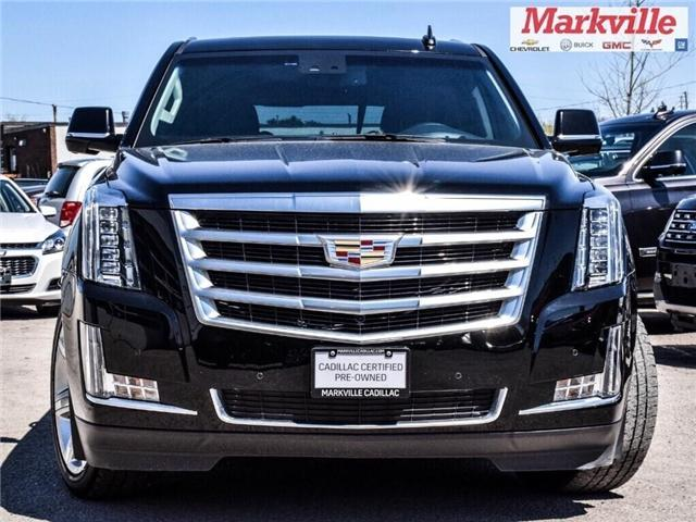 2015 Cadillac Escalade Luxury (Stk: P6313) in Markham - Image 2 of 30