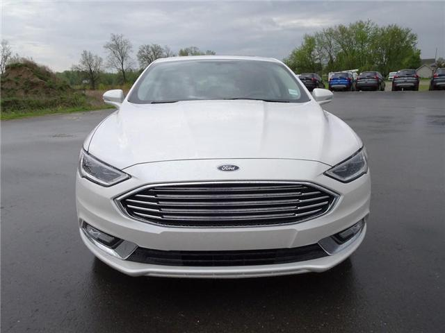 2018 Ford Fusion Hybrid Titanium | NAV | PWR HTD LEATHER | SUNROOF | (Stk: DR215) in Brantford - Image 2 of 46
