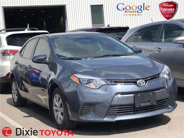 2015 Toyota Corolla  (Stk: 72277) in Mississauga - Image 1 of 16