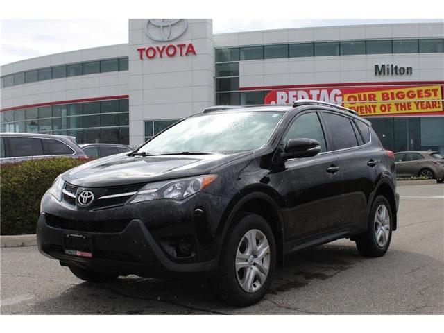 2015 Toyota RAV4  (Stk: 152723) in Milton - Image 1 of 19