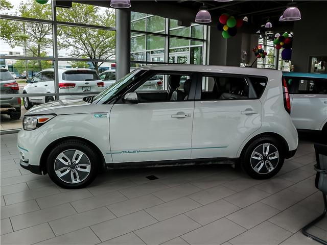 2018 Kia Soul EV EV Luxury (Stk: 6487P) in Scarborough - Image 1 of 19