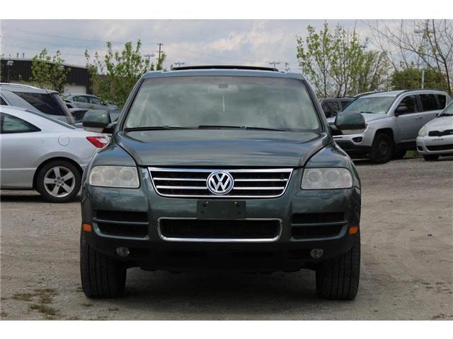 2004 Volkswagen Touareg V8 (Stk: 0601978) in Milton - Image 2 of 14