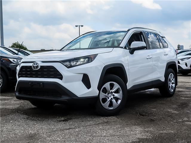 2019 Toyota RAV4 LE (Stk: 95296) in Waterloo - Image 1 of 15