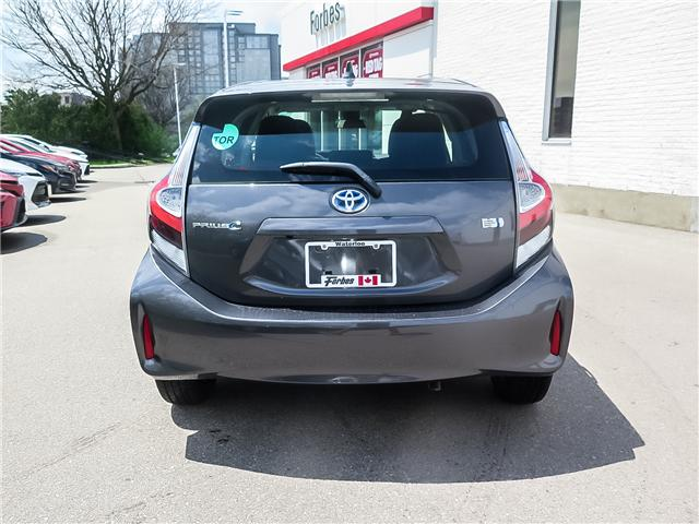 2019 Toyota Prius C Upgrade (Stk: 97018) in Waterloo - Image 6 of 18