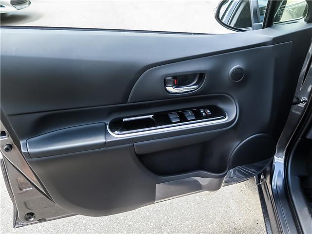 2019 Toyota Prius C Upgrade (Stk: 97018) in Waterloo - Image 8 of 18