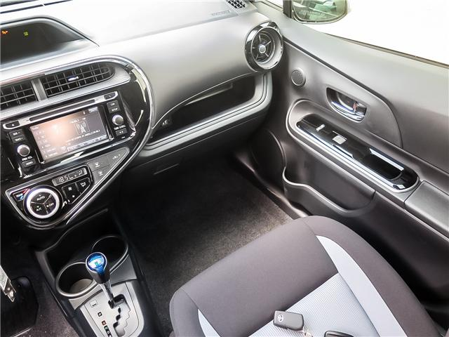 2019 Toyota Prius C Upgrade (Stk: 97018) in Waterloo - Image 14 of 18