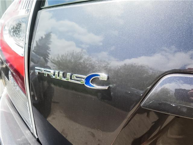 2019 Toyota Prius C Upgrade (Stk: 97018) in Waterloo - Image 15 of 18