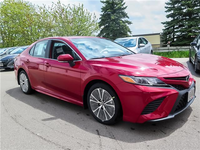 2019 Toyota Camry SE (Stk: 93022) in Waterloo - Image 3 of 18