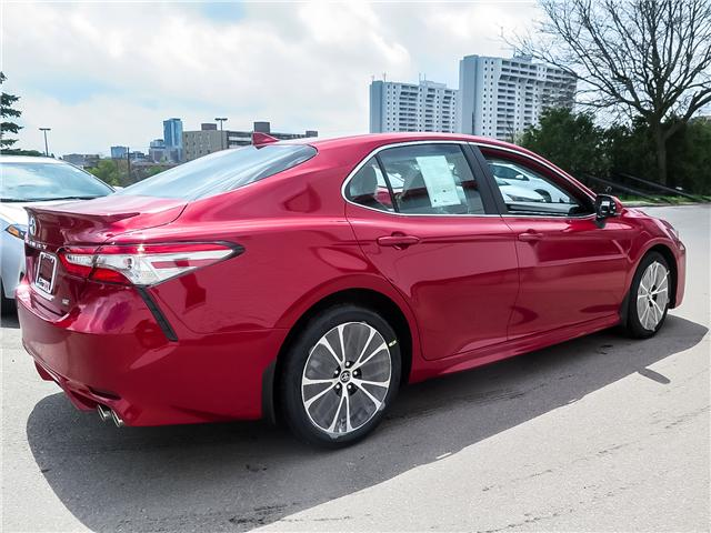 2019 Toyota Camry SE (Stk: 93022) in Waterloo - Image 4 of 18