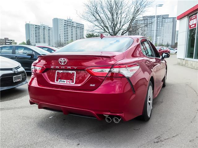 2019 Toyota Camry SE (Stk: 93022) in Waterloo - Image 5 of 18