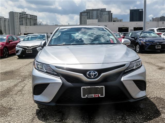 2019 Toyota Camry Hybrid SE (Stk: 93023) in Waterloo - Image 2 of 19