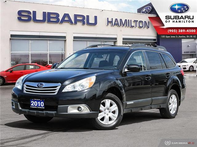 2010 Subaru Outback 2.5 i Sport (Stk: S7650A) in Hamilton - Image 1 of 27