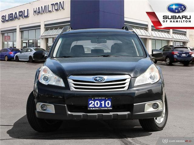 2010 Subaru Outback 2.5 i Sport (Stk: S7650A) in Hamilton - Image 2 of 27