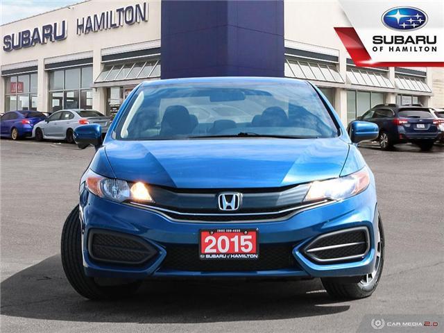2015 Honda Civic EX (Stk: S7657A) in Hamilton - Image 2 of 27