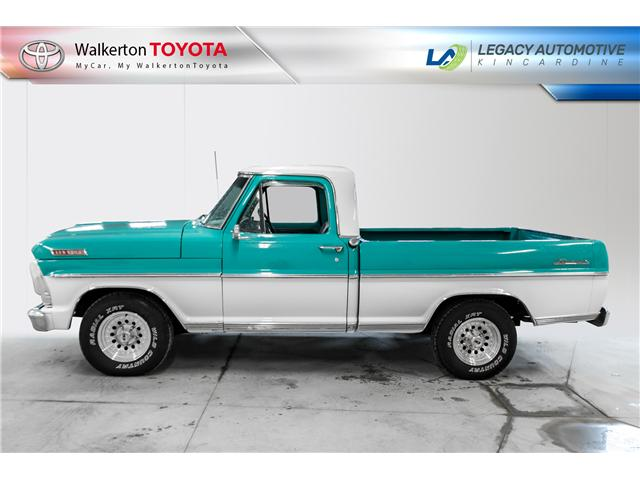 1967 Ford F-100 Ranger  (Stk: 6705A12) in Walkerton - Image 2 of 19