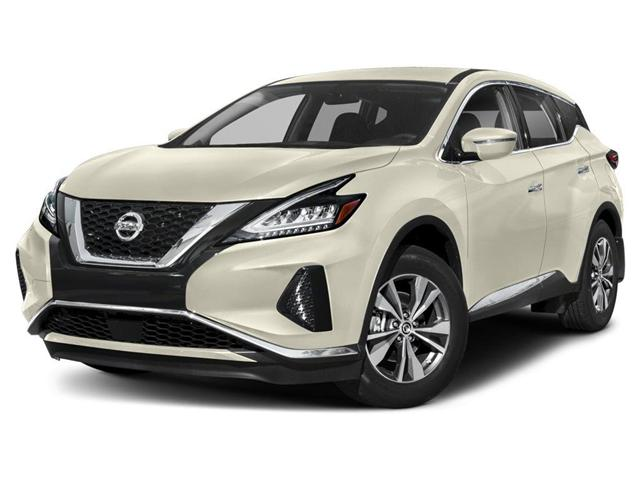 2019 Nissan Murano S (Stk: E7231) in Thornhill - Image 1 of 8