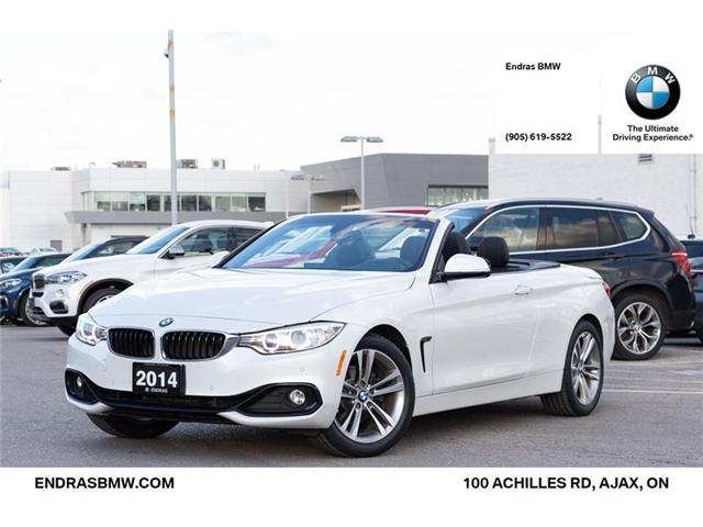 2014 BMW 428i xDrive (Stk: 35518B) in Ajax - Image 1 of 18