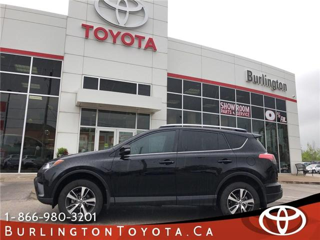 2018 Toyota RAV4 LE (Stk: U10650A) in Burlington - Image 1 of 18