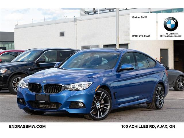 2016 BMW 335i xDrive Gran Turismo (Stk: 82974A) in Ajax - Image 1 of 22